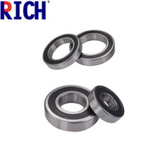 Cina Auto Parts Tensioner Pulley Bearing Low Noise Iron Cage 22 * ​​50 * 14 Mm Ukuran pemasok